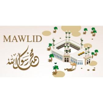 Banderole Mawlid