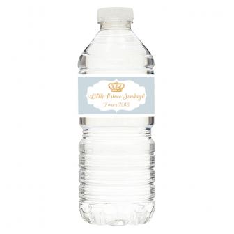 Autocollant pour petites bouteilles Collection Prince
