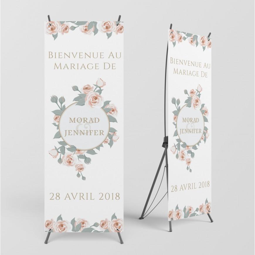 Bannière de Bienvenue Collection Prestance