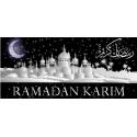 Banderole palais ramadan karim